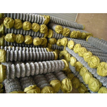 Building Materials Galvanized Iron Wire Mesh Chain Link Fence (anjia-184)