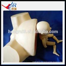 ISO Advanced Medical Vacuum Delivery Simulator Baby Nascimento simulador de bonecas