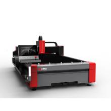 máquina de corte a laser de fibra de metal