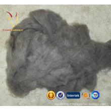 Hauts en fibre de cachemire déchaussé