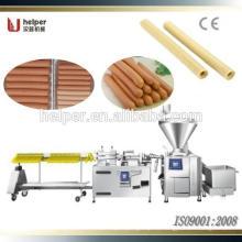 Máquina automática de salchichas