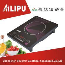 Certificat CE / CB avec table de cuisson à induction coulissante à contrôle tactile