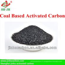 Charbon actif granulaire de charbon pour la purification de l'eau