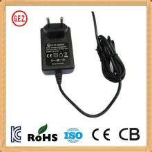 Kc aprobación 12v 800ma ac dc adaptador de corriente