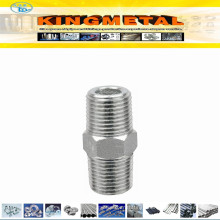 High Pressure Forged F316L Stainless Steel Threaded Concentric Nipple