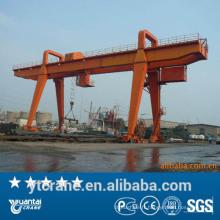 portique de 30 tonnes, grue de portique de conteneur, portique portable