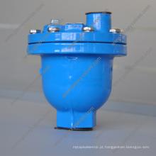 Extremidades Flangeadas Única esfera e válvula de liberação de ar parafusada