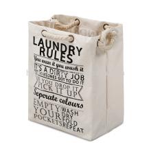 Bolsos gruesos del algodón de la cuerda del algodón al por mayor con la impresión de pantalla de seda