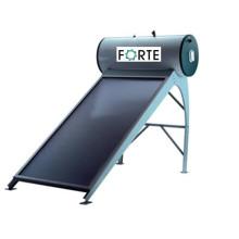 Colector de calor de placa plana doméstico del sistema solar