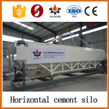 Высокопроизводительный горизонтальный цементный силос 20-30 тонн, передвижной цементный силос