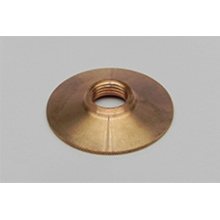 Cutting machine accessories copper round chassis