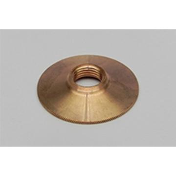 Cutting machine accessories copper round chassis