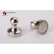 2016 new Strong Neodymium Pot Magnet/magnetic hooks
