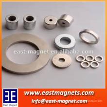 Kundenspezifische professionelle Herstellung starke magnetische Kraft seltene Erde Magnete