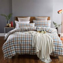 Printed Comforter Bedding Set