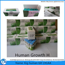 Muscle Building 191AA Human Growth Steroid Hormone K I G-Tropin Hg 10iu