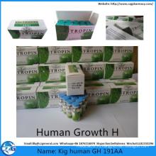Здания мышцы Стероидной Инкрети людского роста 191AA К И Г-Тропин НД 10 ед