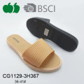 Durable New Style Summer Flat Ladies Open Toe Slippers