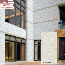 diseños de paredes exteriores para materiales de acabado de construcción baratos baldosas de granito de cerámica