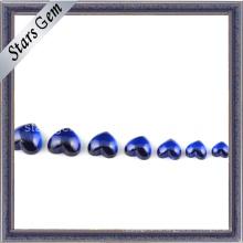 Красивая форма сердца Cabochon Cut 113 # Spinel