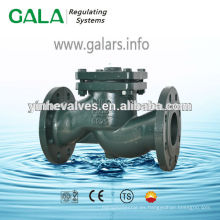 Tipo de brida Elevación de la válvula de retención DIN3202 F1