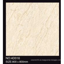 60X60 80X80made en China Grado AAA Azulejo de mármol de la mirada de la porcelana para el piso