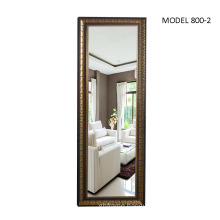 custom 3d large mirror advertising salon wall mirrors Made in China