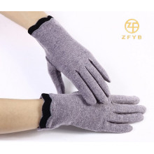 Christmas Womens Cute Graceful Daily Life Smart Wool Gloves