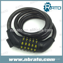 RBL-125 acier chaîne câble numéro de verrouillage