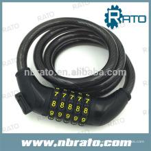 РБЛ-125 стальная цепь кабель кодовый замок