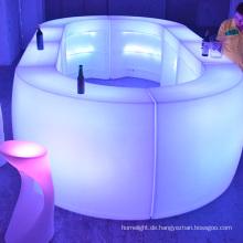 IR Fernbedienung wasserdicht led bar Möbel Blitzbeleuchtung Tischdekoration RGB Farbwechsel