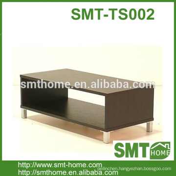 new design flat package wood tv stand for living room