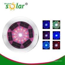 popular outdoor CE RGB solar underground light;solar brick light;solar lamp