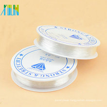 Clear elastic cord thread of spool ES02
