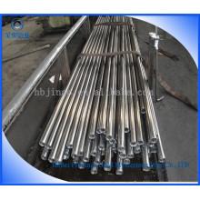 AISI 5120 (20Cr) tube en acier sans soudure laminé à froid
