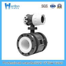 Débitmètre électromagnétique en acier au carbone bleu Ht-0269
