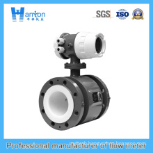 Blue Carbon Steel Electromagnetic Flowmeter Ht-0269