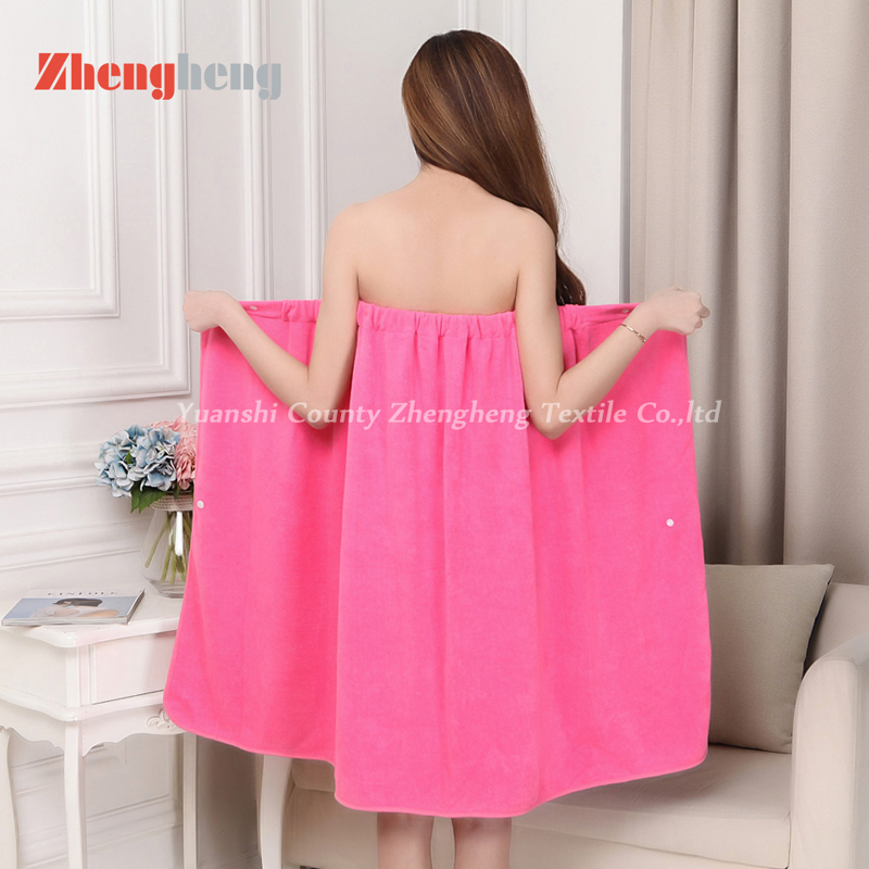 Microfiber Dress for Bath