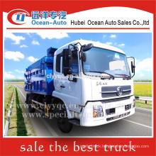 Dongfeng kingrun 14cbm capacity of dump garbage truck