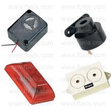 Smoke Detector Magnetic Contactpiezo Siren (FBPS102)