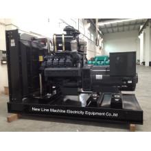 Grupo electrógeno Deutz Diesel de 563 kVA