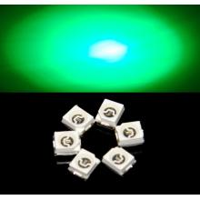 Super+bright+3528+Green+SMD+LED+Epistar+Chip