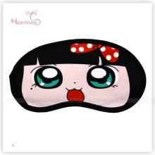 Sombra de ojos de dibujos animados de 10 * 30 cm (material de pongee de polyster)