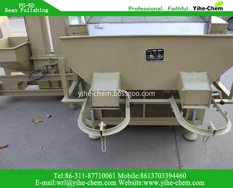 Blowing Gravity Destoner for Green Barley of Agricultural Machines