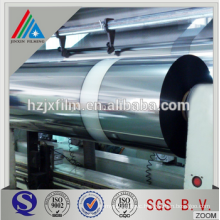 semi Metallized PET film