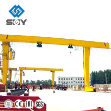 Single Beam Gantry Crane Ground Wheel Mounted Crane