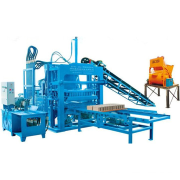 Máquina de fabricación de bloques hidráulicos Máquina de fabricación de ladrillos de hormigón