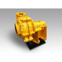 Pompe à lisier centrifuge résistante à l'usure lourde pour l'exploitation minière