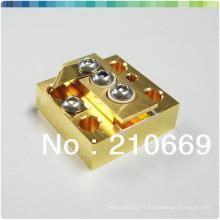 Module de diode laser à barre unique CW 808nm pour revêtement par fusion
