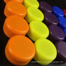 Le moule en plastique de dessin de chapeau de bouteille d'OEM / fait sur commande des moules en plastique de chapeau de bouteille d'injection de 5 gallons